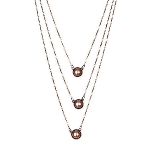 Constant Copper Necklace - Pam's Scents and Gifts