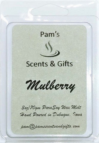 Mulberry Wax Melts - Pam's Scents and Gifts