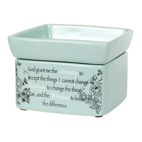 Large 2-in-1 Warmer: Serenity