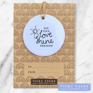 Personalised-ornament-love-shine