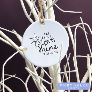 Personalised-hanging-ornament-love-shine