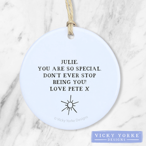Personalised-ornament-friendship-love