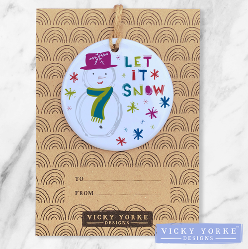 Personalised-ornament-let-it-snow