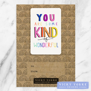 'Pocket Keepsakes' - 'You Are Some Kind Of Wonderful'