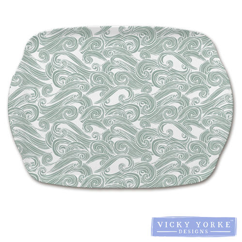kitchen-tray-waves-seascape-design