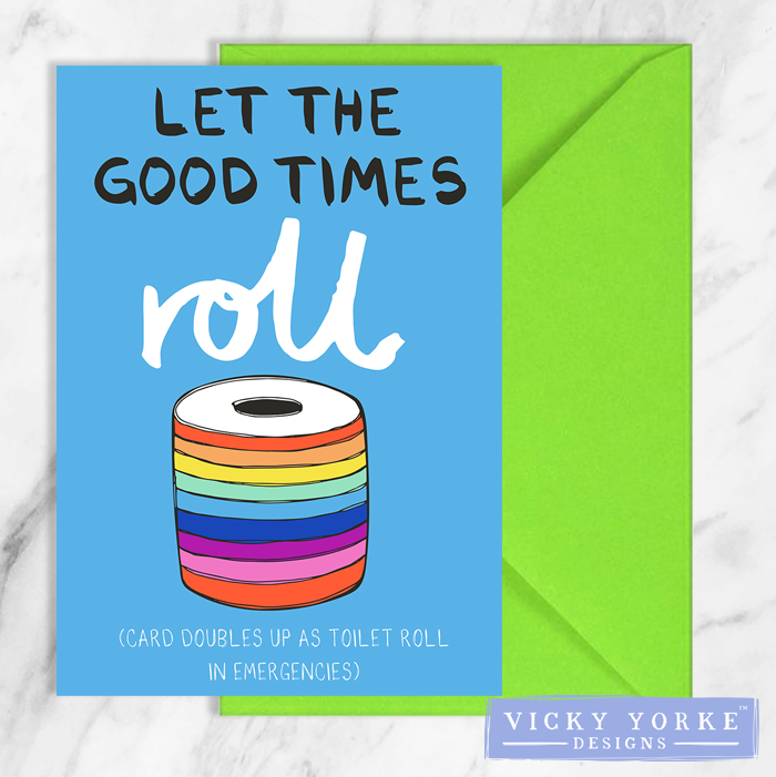 greetings-card-good-times-roll