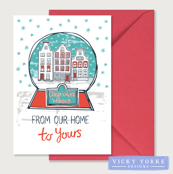Christmas-card-winter-town