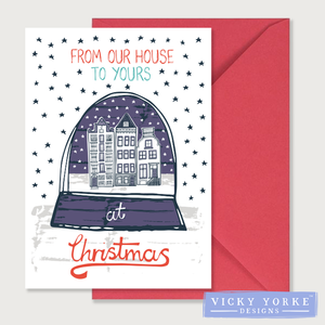 Christmas-cards-pack-of-5-from our house