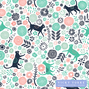tea-towel-cats-pattern