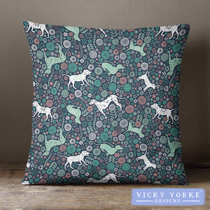 dogs-patterned-cushion