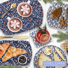 Load image into Gallery viewer, Christmas Serve Ware in 'Winter Floral' & 'Winter Berries' - SALE Items £1.00 - £6.00