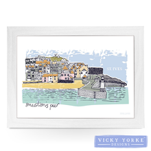 Load image into Gallery viewer, lap-tray-st-ives-pier