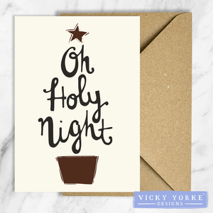 Christmas-cards-pack-of-5-holy-night