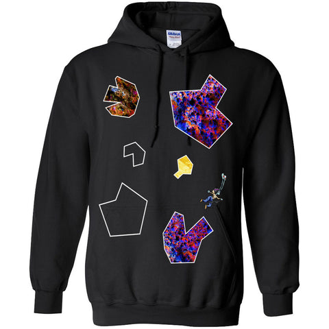 Astroid Atin sweater Gildan - Heavy Blend Hooded Sweatshirt