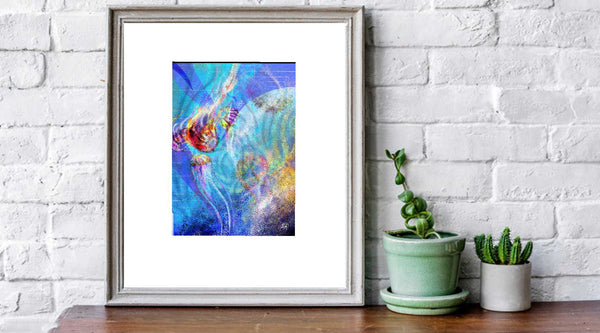 Jelly Fish GICLEE