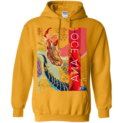 Gold Fish Beth - Heavy Blend Hooded Sweatshirt