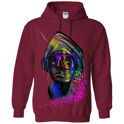 Lady Deco Gildan - Heavy Blend Hooded Sweatshirt