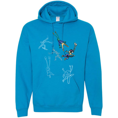 Fun Box Shun And Atin Gildan - Heavy Blend Hooded Sweatshirt