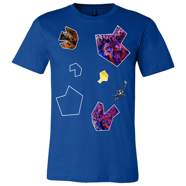 Atin Astroid Bella + Canvas - Unisex Short Sleeve Jersey Tee