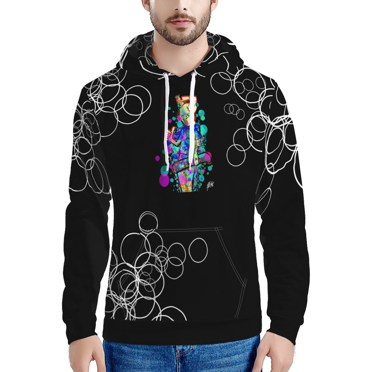 Mr Dot Sweater One Hoodie