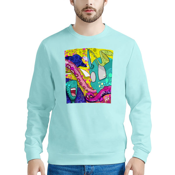 shun pop sweater Men's Sweater