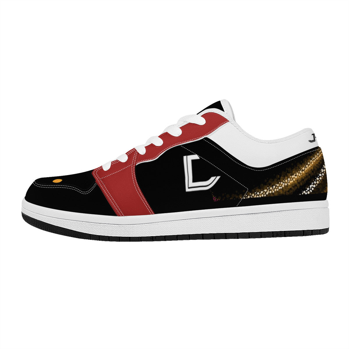 J-Mons 1 VTec Low Top Leather Sneakers