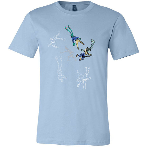 Shun and Atin Fun Bella + Canvas - Unisex Short Sleeve Jersey Tee