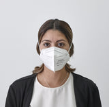 NIOSH APPROVED Small Respirator Mask Fold Style (Box of 20)