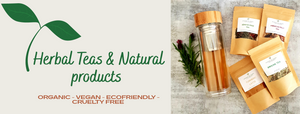 Best herbal teas and natural products online. 100%organic herbsl blends. Eco friendly packaging and cruelty free. Free delivery available. Premium herbs. Formulated by health experts based on Ayurvedic and naturopathic recipes. Australian made.