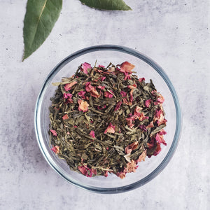 Sencha Rose Tea