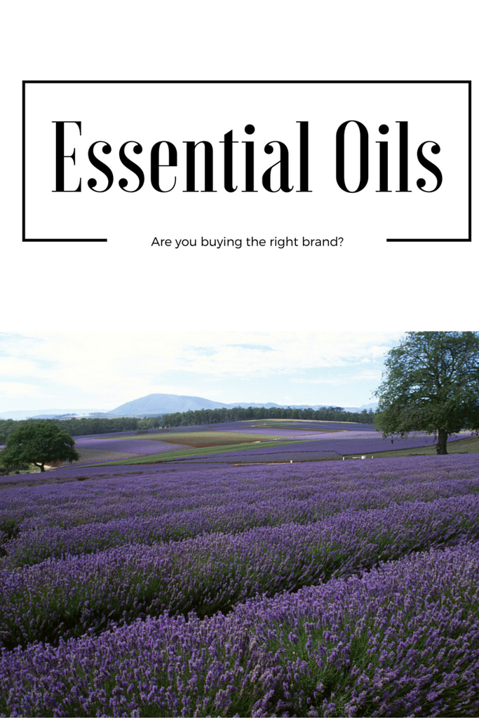 How to Choose Essential Oils