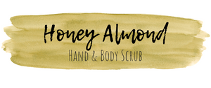 Homemade Honey Almond Body Scrub Recipe