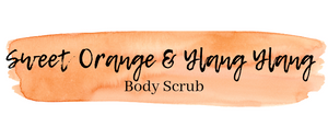 Sweet Orange and Ylang Ylang Body Scrub Recipe