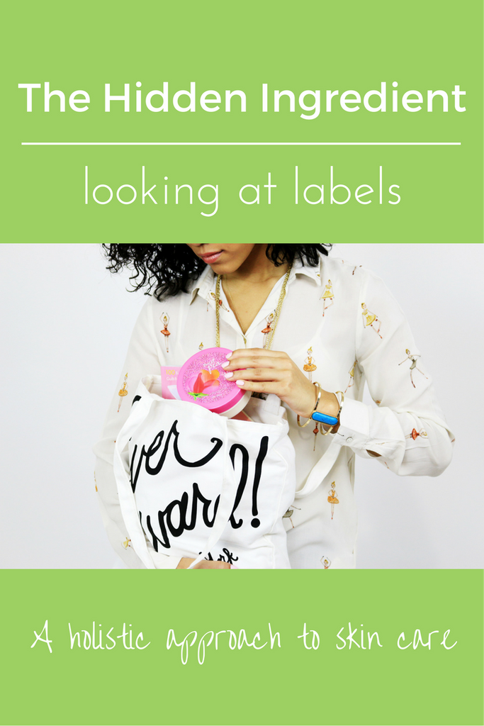 The Hidden Ingredient: Looking at Labels