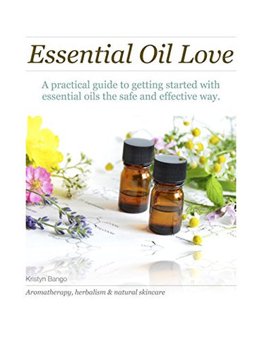 Essential Oil Love Ebook
