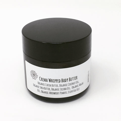 Crema Whipped Body Butter