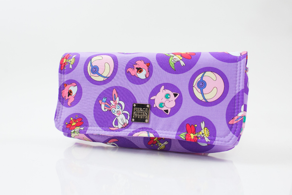 Portable Gaming Console Case Sewing Pattern