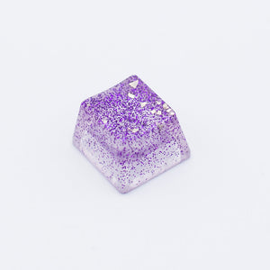 Light Purple Glitter Keycap