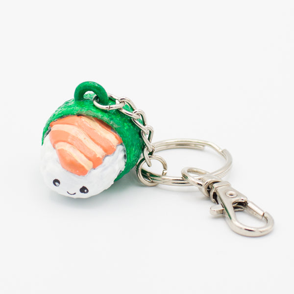 Kawaii Sushi Bag Charm