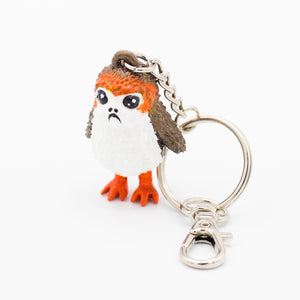 Space Puffin Bag Charm