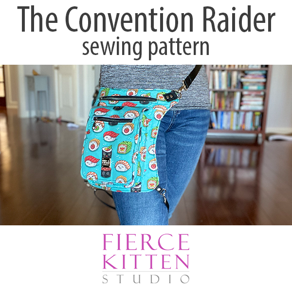 Convention Raider Sewing Pattern