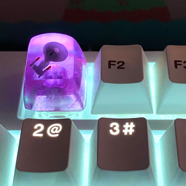 The Final Frontier Keycap (New Style)