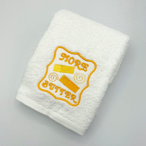 More Butter Hand Towel