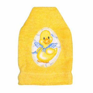 Duck Bath Mitt