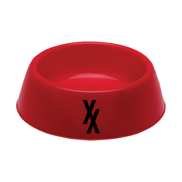 XX Dog Bowl