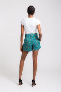 ZOYA  Printed Shorts