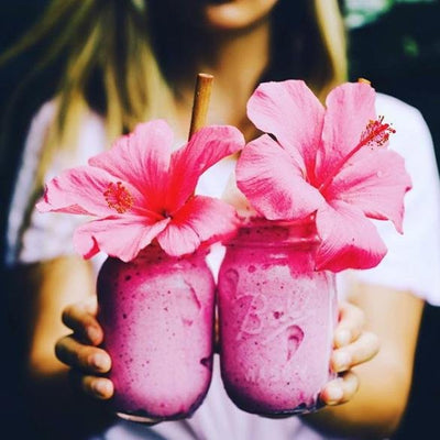 THE ESSENTIAL PINK PITAYA SMOOTHIE