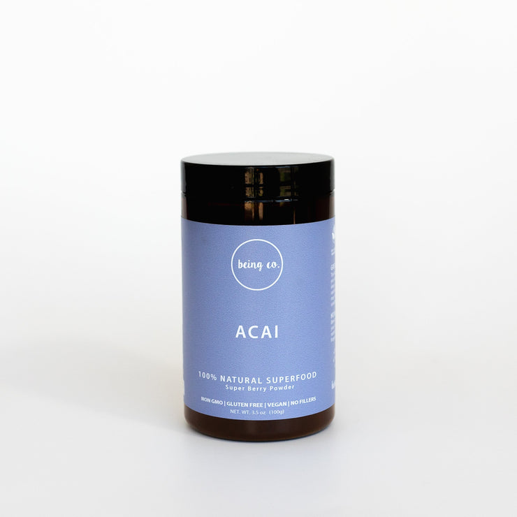 Acai Powder - 100% Natural from Brazil - Being Co.
