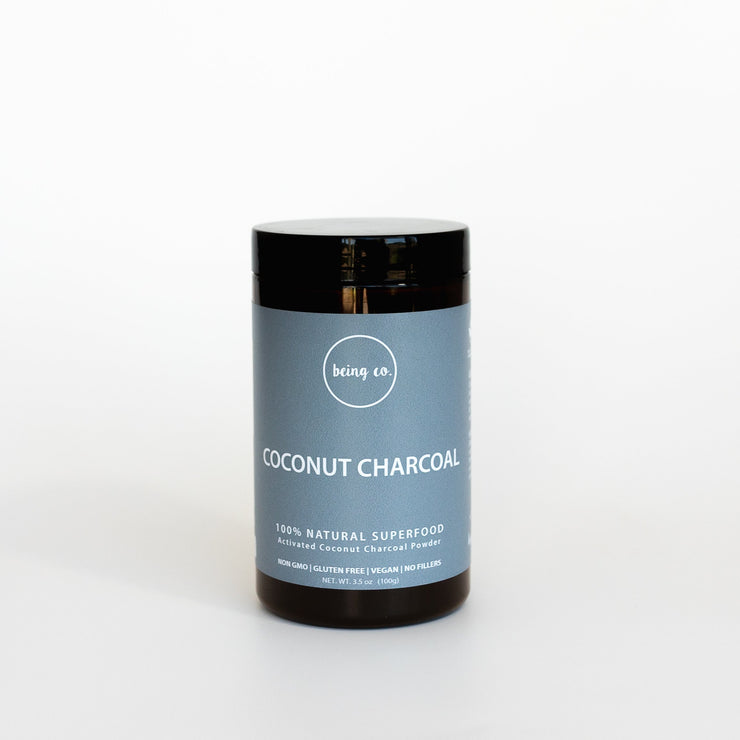 Activated Coconut Charcoal Powder * - Being Co.