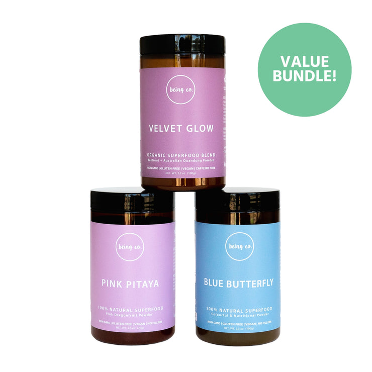 Beauty Bundle - Being Co.